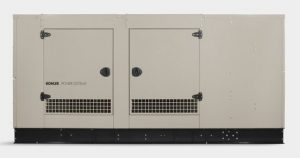 100 kW Generator Single Phase or 3 Phase Natural Gas-LPG