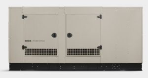 125 kW Generator Single Phase or 3 Phase LPG-Natural Gas