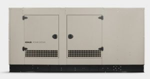 150 kW Generator Single Phase or 3 Phase Natural Gas-LPG