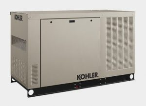 24 kW Generator Single Phase or 3 Phase Natural Gas-LPG