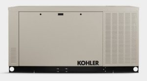 38 kW Generator Single Phase or 3 Phase Natural Gas-LPG