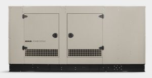 80 kW Generator Single Phase or 3 Phase Natural Gas