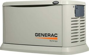generac generator Synergy 20kW with Whole House Switch Model 6055