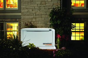 home standby generator