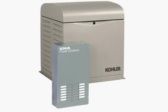 Standby power generator, Standby power generator, Cypress, Backup generators