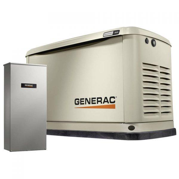 Houston, 15kw generator, Backup generators, Montgomery