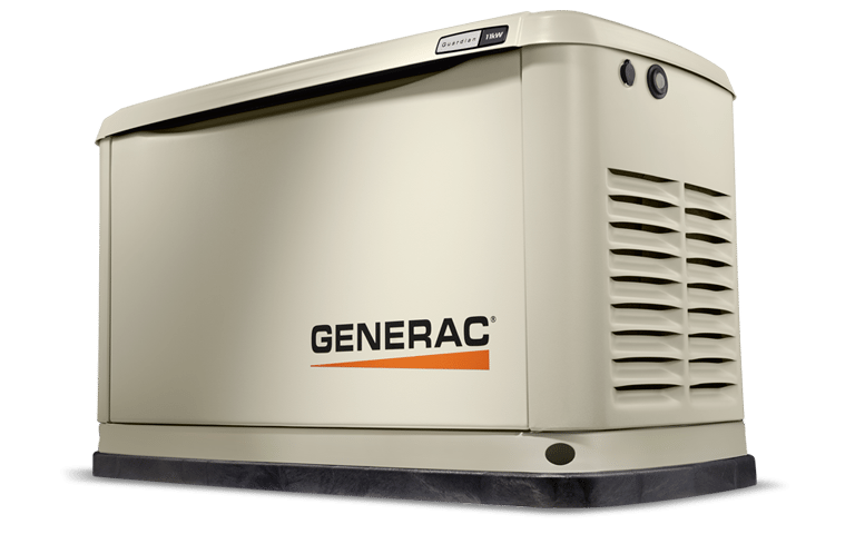 Generac Guardian 11kw Backup Generator Backup Generator