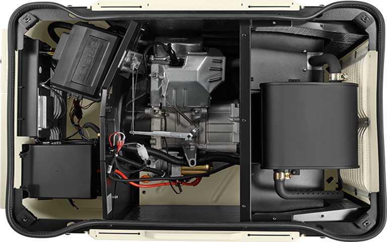 Generac PowerPact 56kVA 50Hz Backup Generator Backup Generator